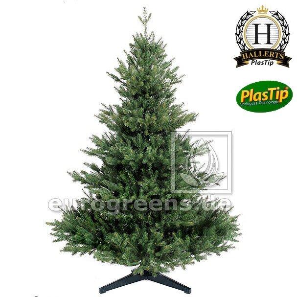 Umělý vánoční stromek Jedle Nobilis Oxburgh 120 cm