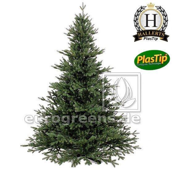 Umělý vánoční stromek Jedle Nobilis Oxburgh 150 cm