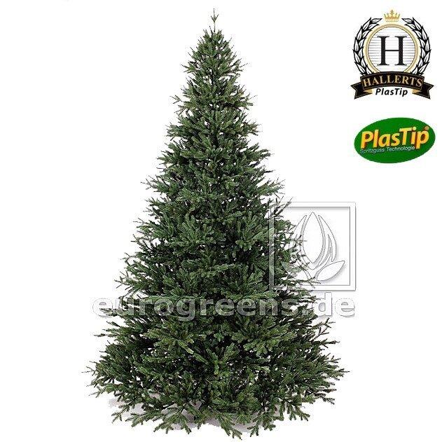 Umělý vánoční stromek Jedle Nobilis Oxburgh 210 cm