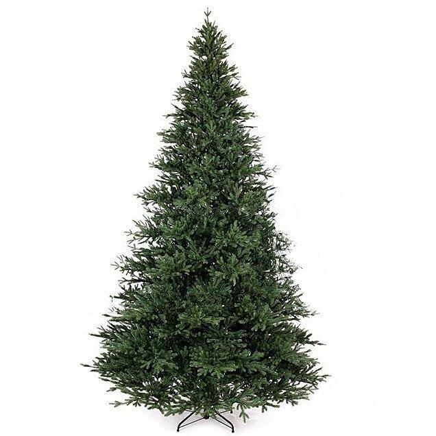 Umělý vánoční stromek Jedle Nobilis Oxburgh 300 cm