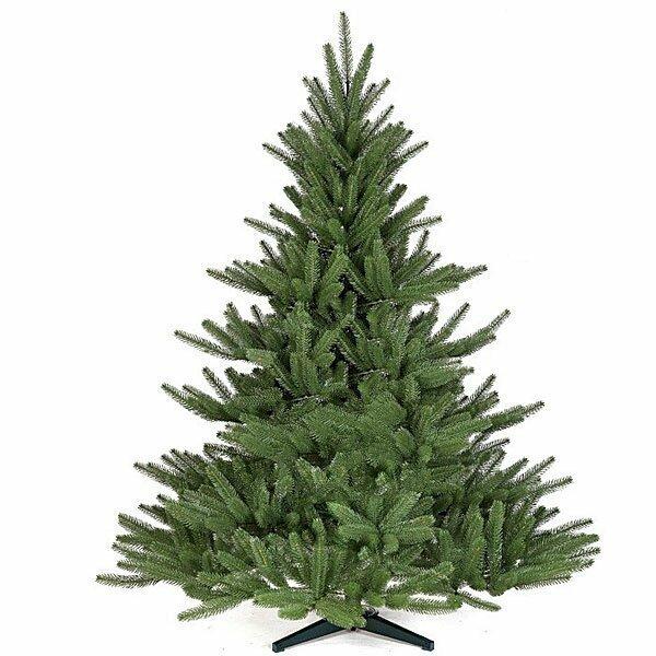 Umelý vianočný stromček Jedľa Nordmann Bolton 120 cm