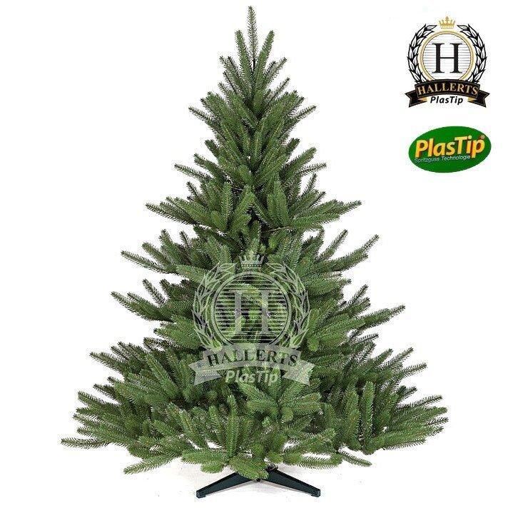 Umělý ušlechtilý vánoční stromek Jedle Nordmann Bolton 150cm