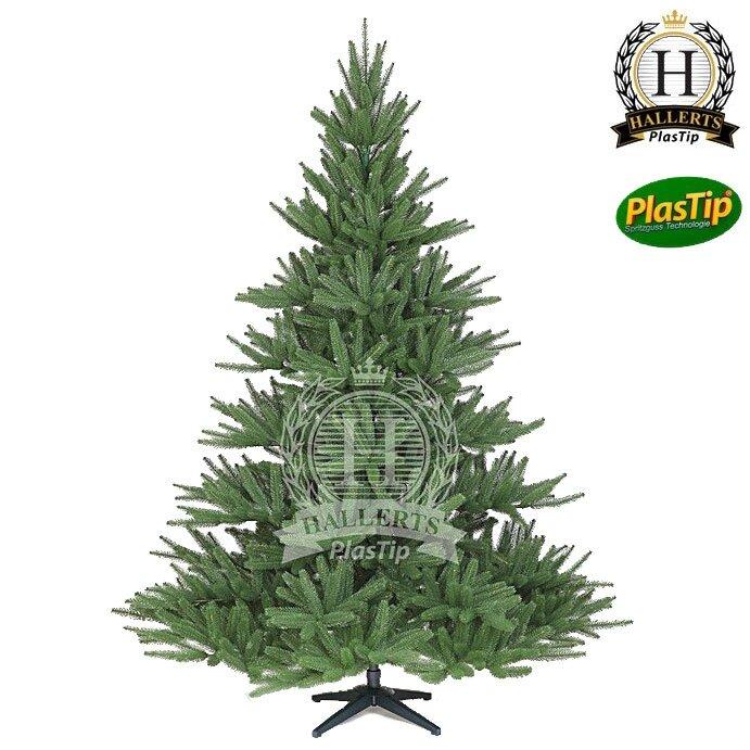 Umělý ušlechtilý vánoční stromek Jedle Nordmann Bolton 210cm