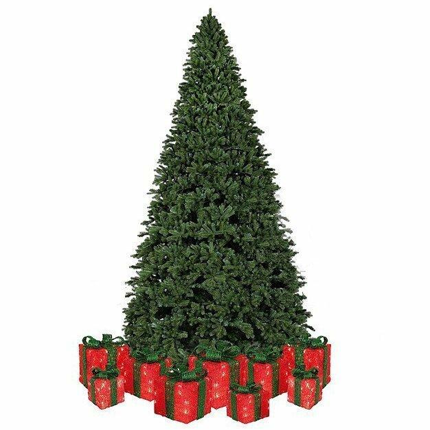 Umelý vianočný stromček Jedľa Astoria 400 cm