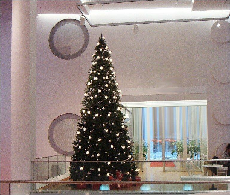 Umělý vánoční strom Luvi Amberly 500cm