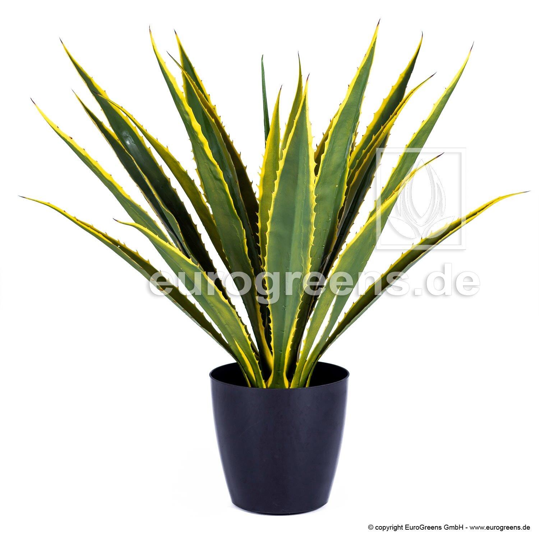 Umelá rastlina Agáve Americana 120 cm