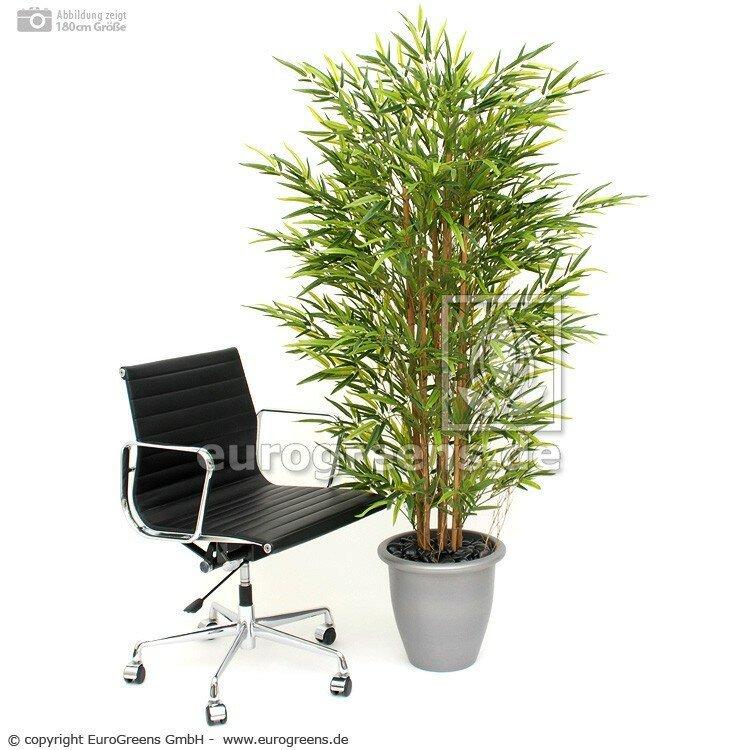 Umělá rostlina Bambus přírodní kmen 180 cm