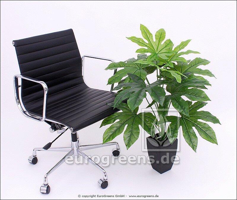 Umělá rostlina Fatsia japonská 70-80cm