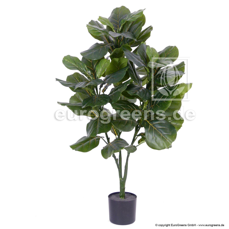 Umelá rastlina Fikus lyrata 125 cm