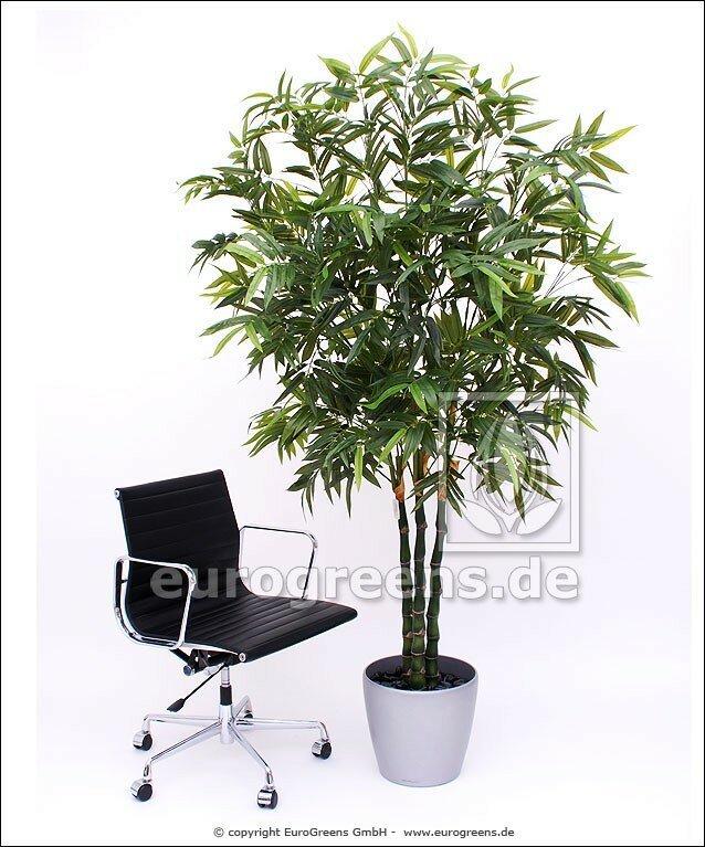 Umělá bambusová rostlina Budha 210 cm