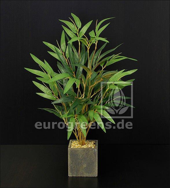 Umelá rastlina Bambus mini 40 cm