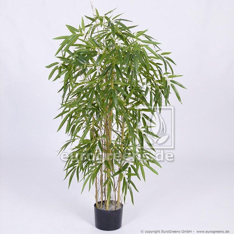 Umělý Čínský Bambus - přírodní kmen 120 cm