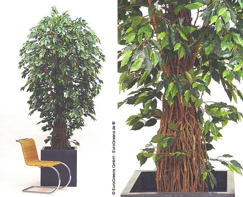 Umelá rastlina Fikus Liane 270 cm