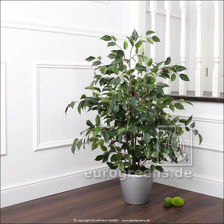 Umělý Ficus Benjamina De Luxe 100 - 110 cm