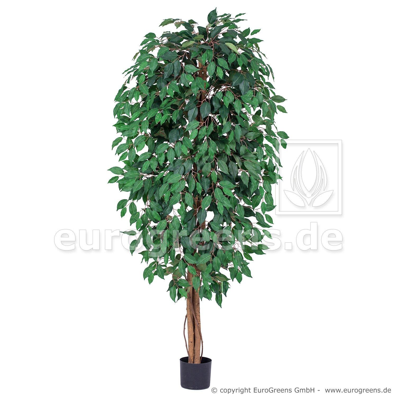 Umelá rastlina Fikus Benjamina 180 cm