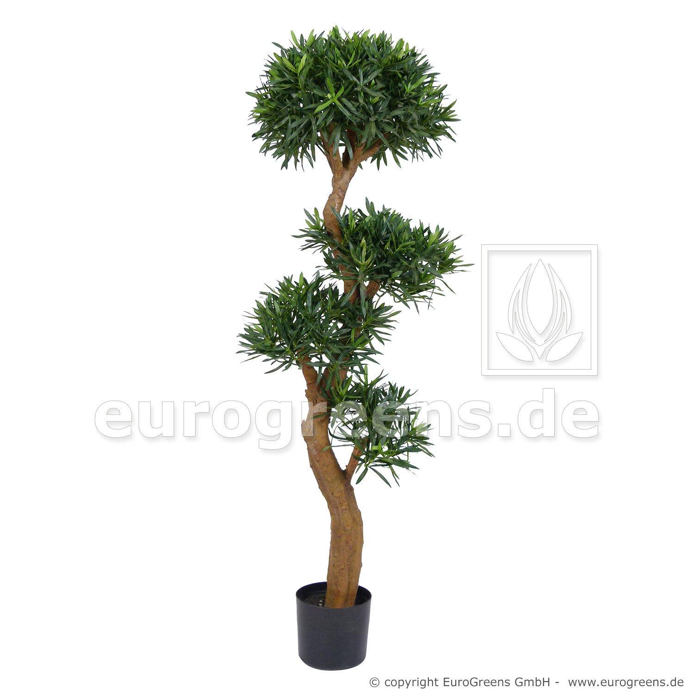 Umělý strom Podocarpus 140 cm