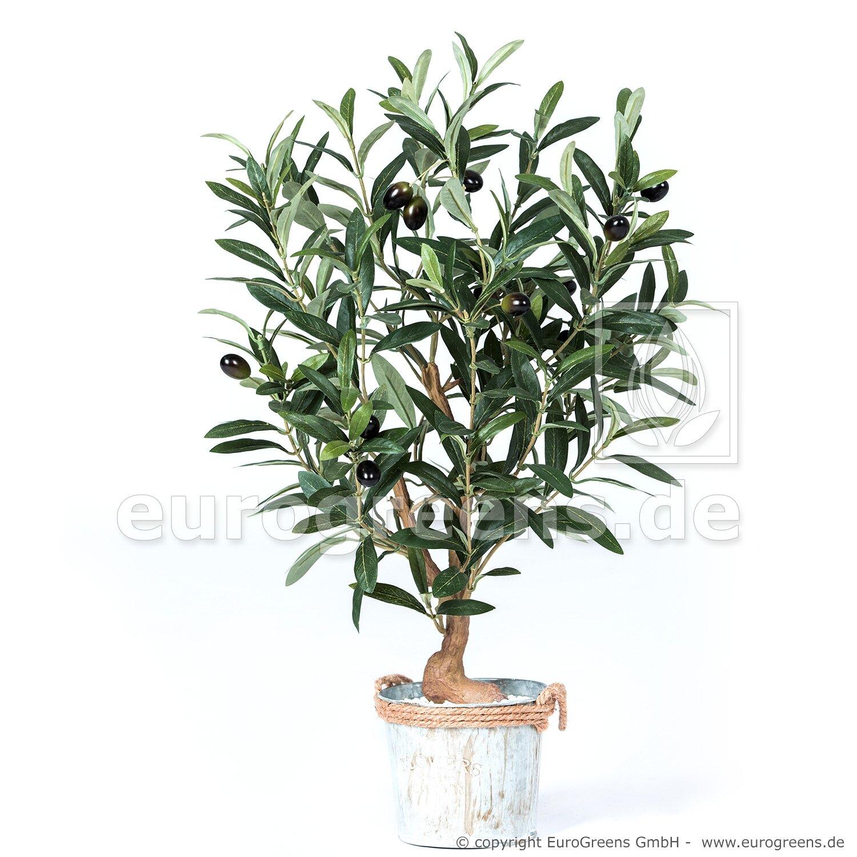 Umělý strom Olivovník mini 55 cm