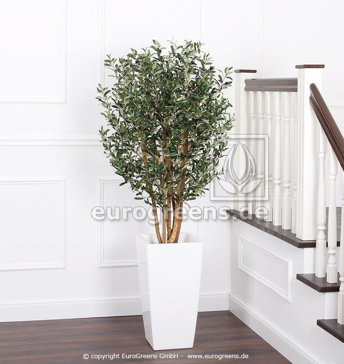 Umělý olivovník s ovocem 150 cm