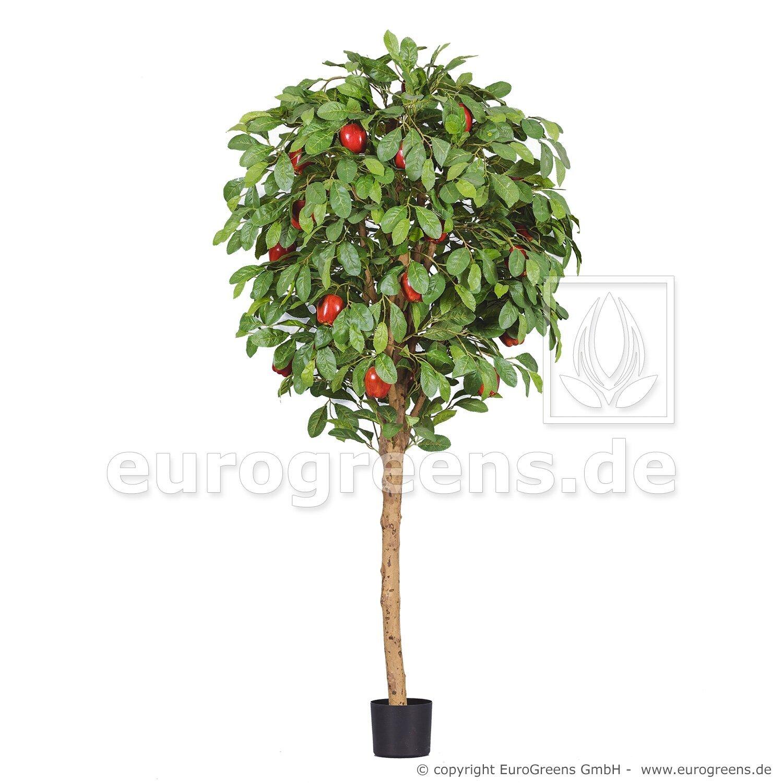 Umělý strom Jabloň s plody 180 cm