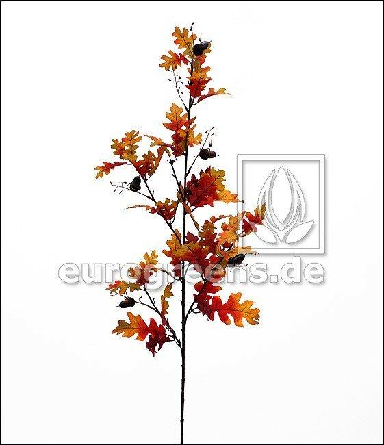 Umelá vetva Dub jesenná 100 cm
