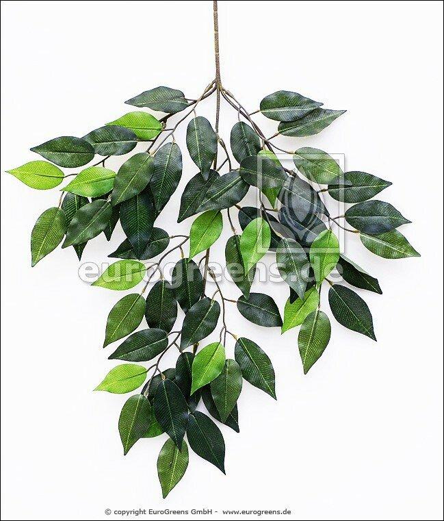Umělá větev Fíkus Jade 45 cm