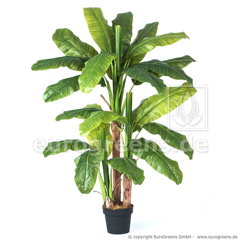 Umělý Banánovník 140 - 150 cm