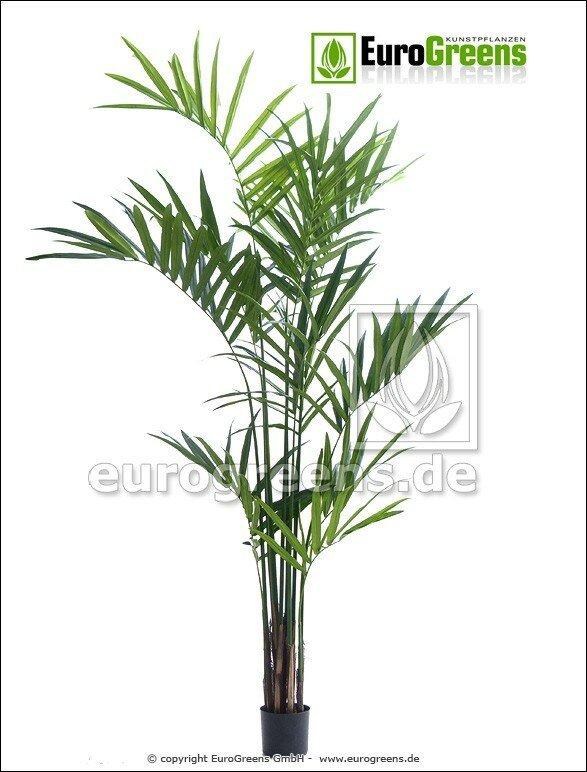 Umělá palma kent 210 cm