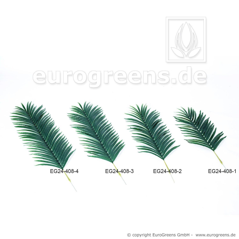 Umělé palmové listy Areca 75 cm