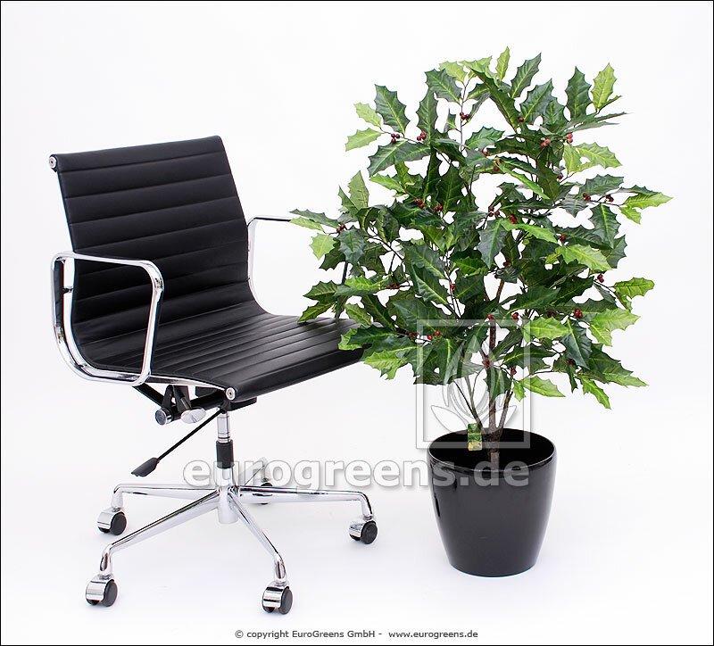 Umělá rostlina Cesmína 110 cm