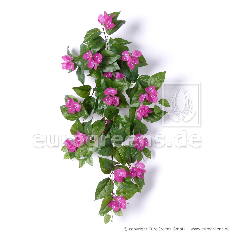 Umělá rostlina Bougainvillea 75cm