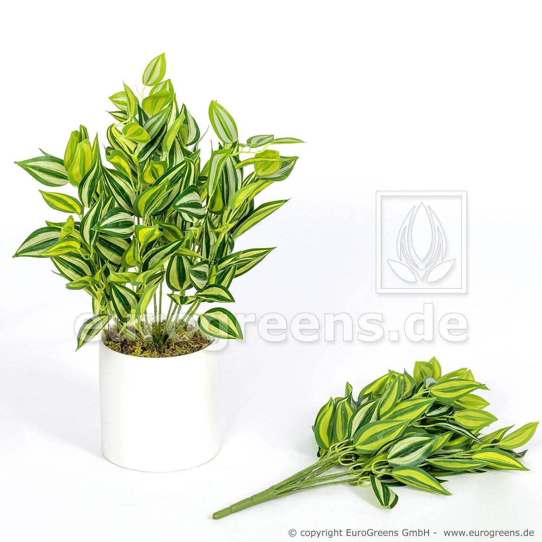 Umělá rostlina Tradescantia 45 cm
