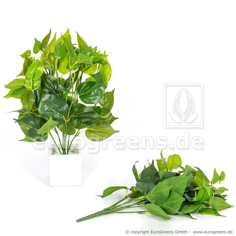 Umělá rostlina Philodendron 40 - 45 cm