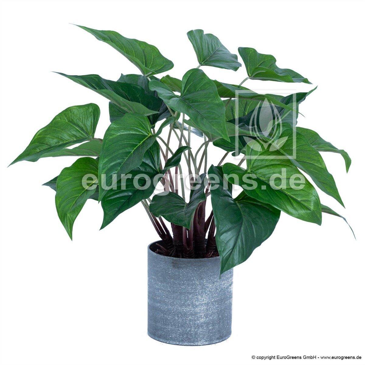 Umelá rastlina Antúrium 45 cm