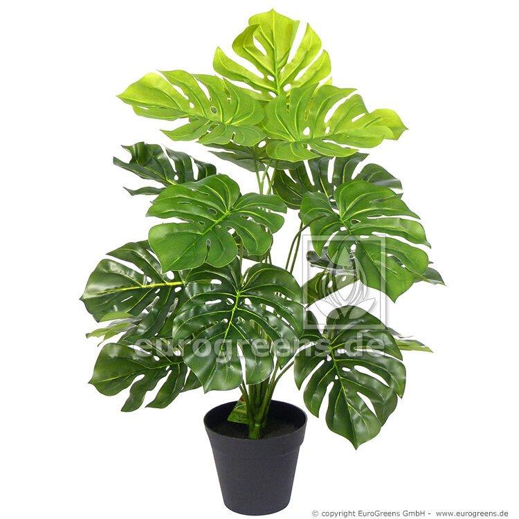 Umělá rostlina Monstera 50 cm