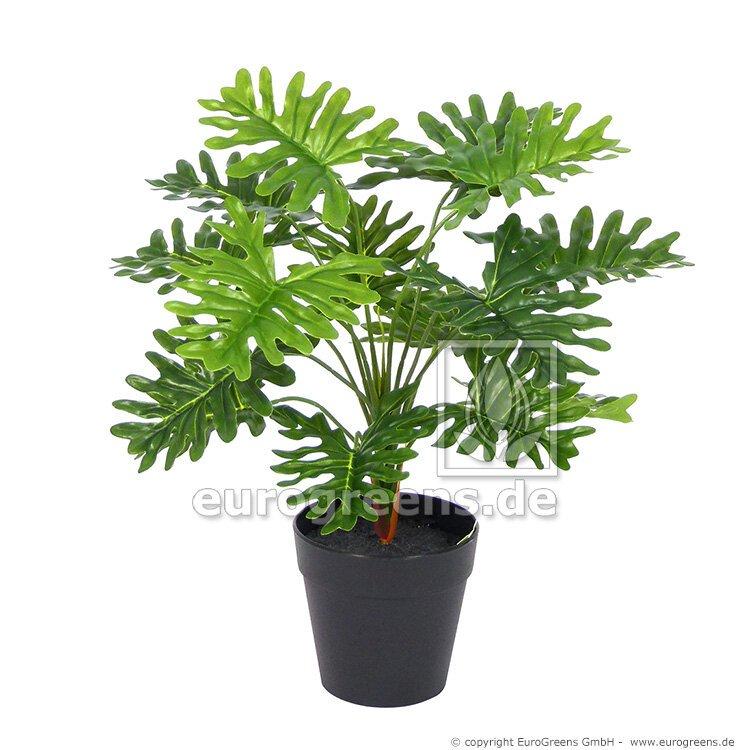 Umelá rastlina Filodendron xanadu 30 cm