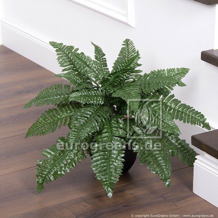 Umelá rastlina Papraď Boston 40 cm