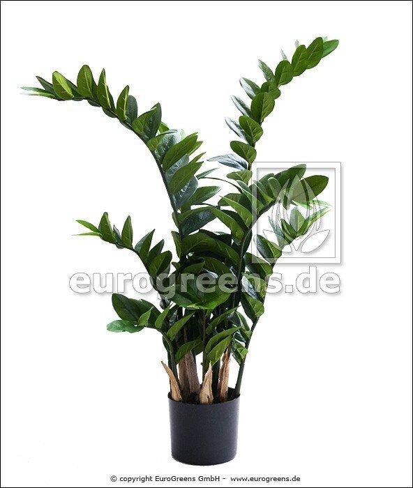 Umelá rastlina Zamiokulkas 90 cm