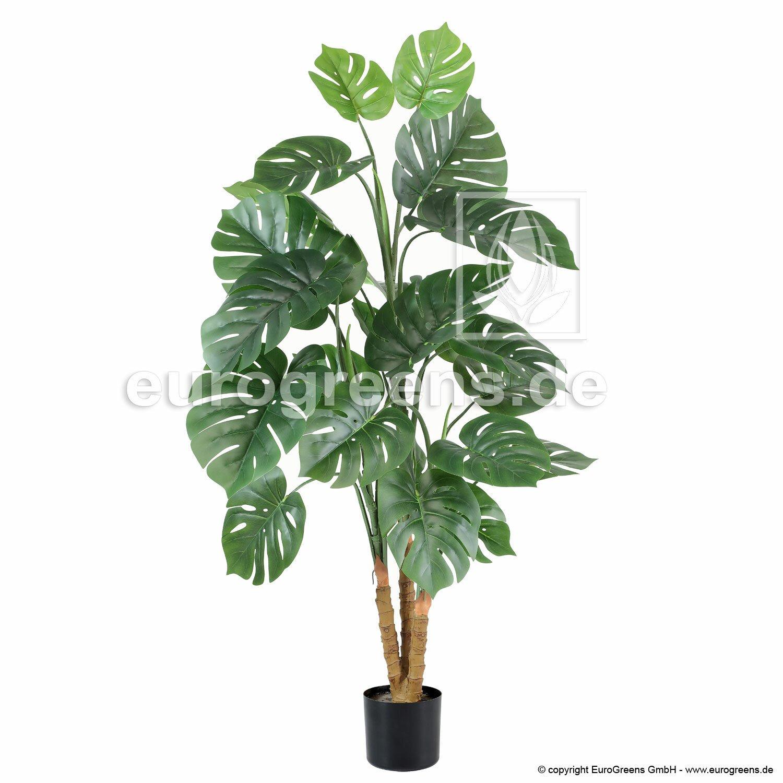 Umelá rastlina Monstera  130 cm