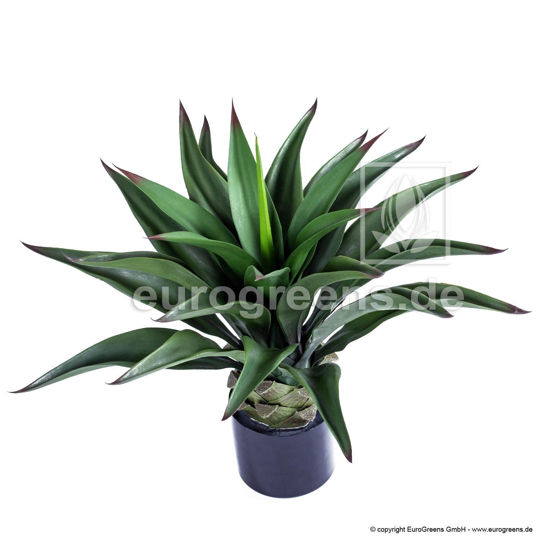 Umelá rastlina Agáve 55 cm