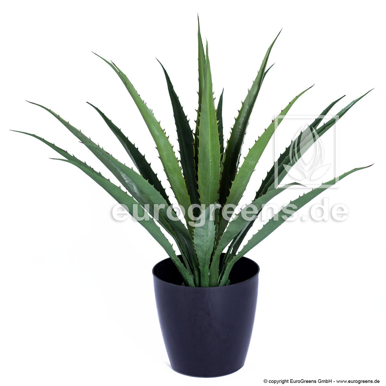 Umělá rostlina Agáve Tequila 115 cm