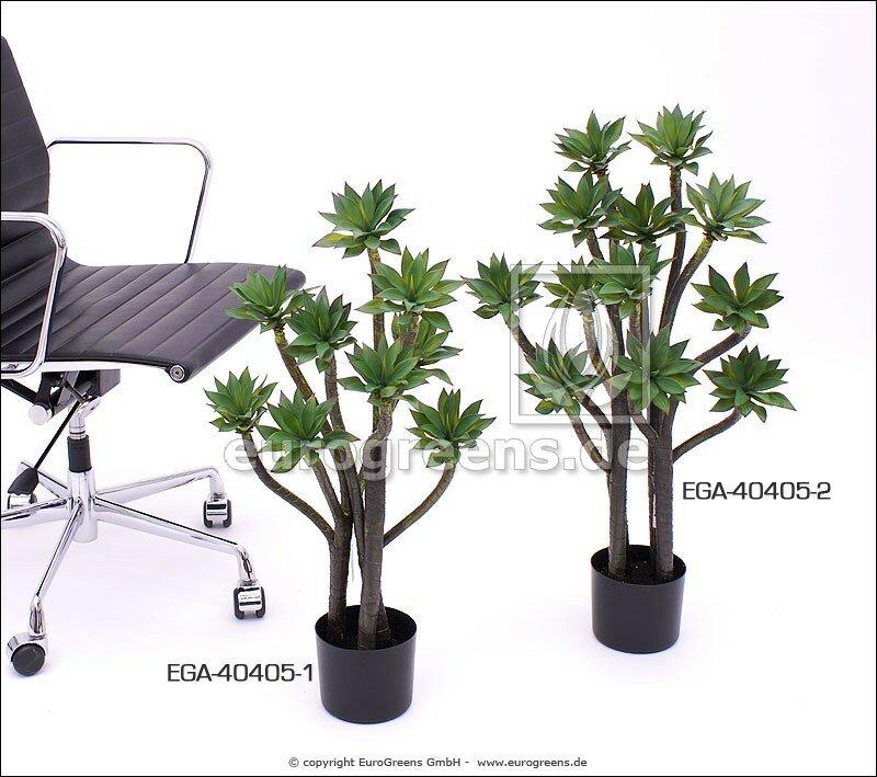Umělý strom Agáve 80 cm