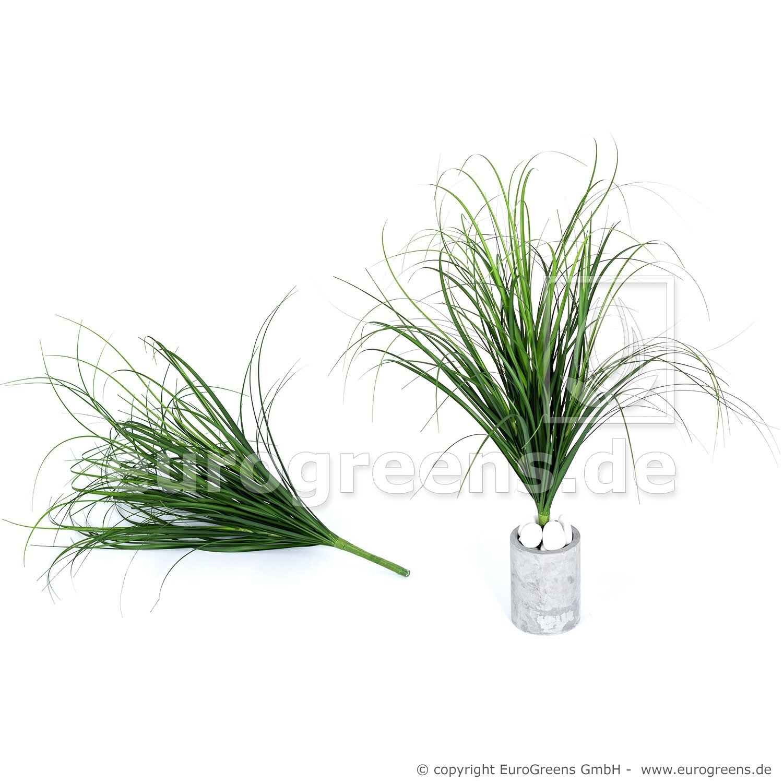 Umělý zapichovací svazek trávy Rákos obecný 60 cm