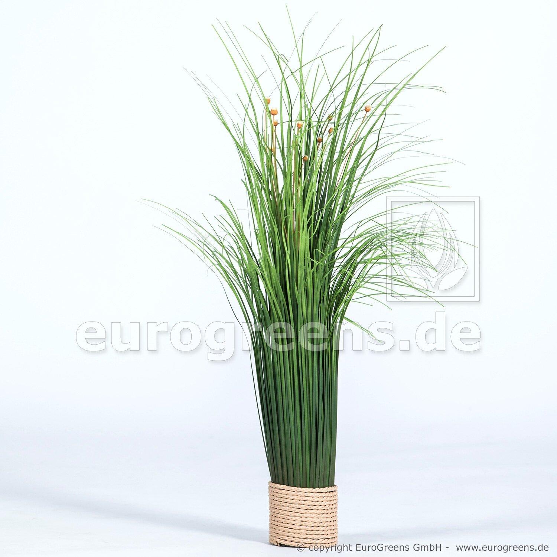 Umělá třtinová tráva s malými květy 55 cm