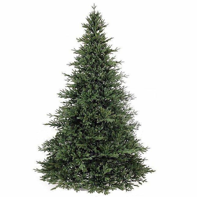 Umelý vianočný stromček Jedľa Nobilis Oxburgh 240 cm