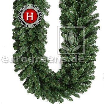 Umelá girlanda borovica Kensington  250 cm 40 cm priemer