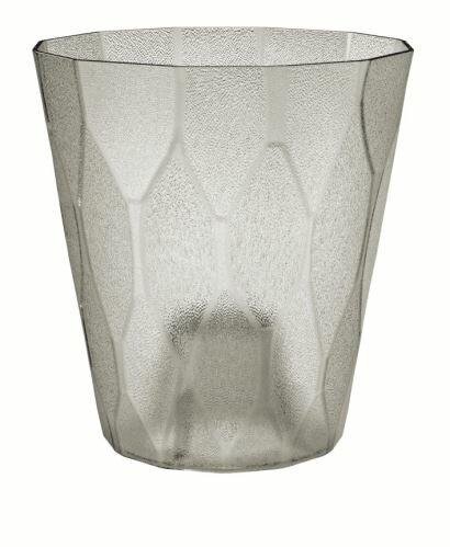 Květináč ROCKA P ledově šedý 13,0 cm