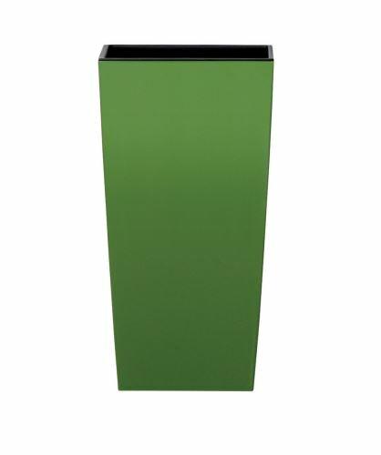 Květináč URBI SQUARE olivový 14cm