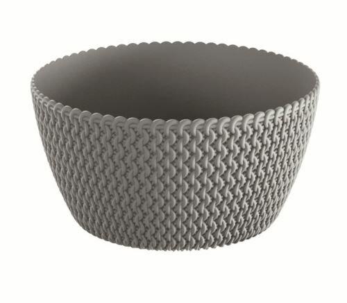 Mísa SPLOFY šedý kámen 23,6cm
