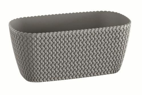 Truhlík SPLOFY CASE šedý kámen 39,7cm