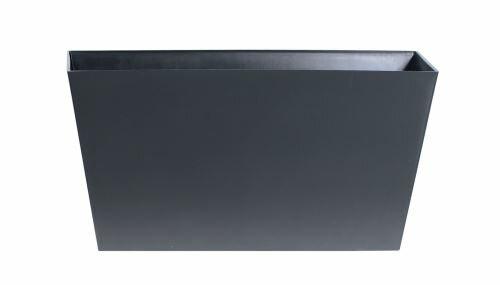 Truhlík TUBUS CASE antracit 60,0cm